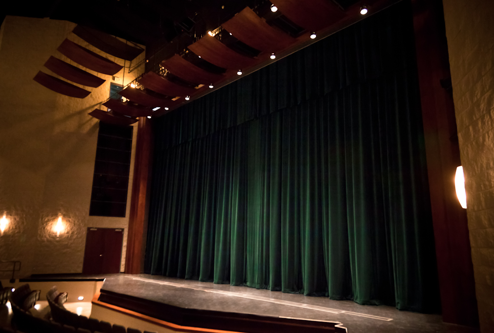 Stage Curtain Fullness And Pleating  U2022 Bellatex