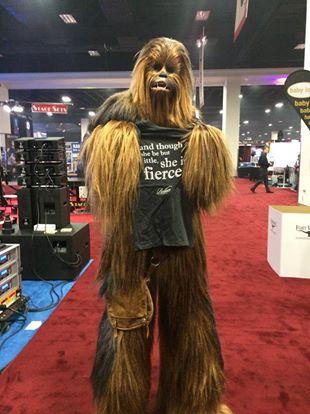 Wookie Shirt